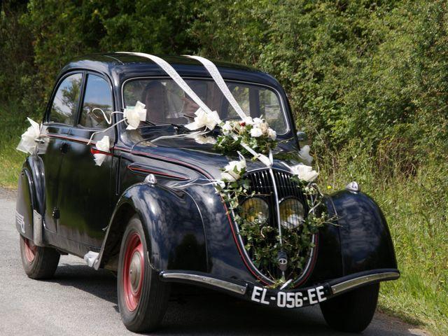 Le mariage de Fabien et Priscillia à Chauché, Vendée 15