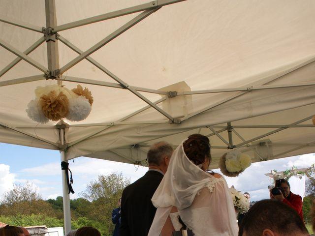 Le mariage de Fabien et Priscillia à Chauché, Vendée 19