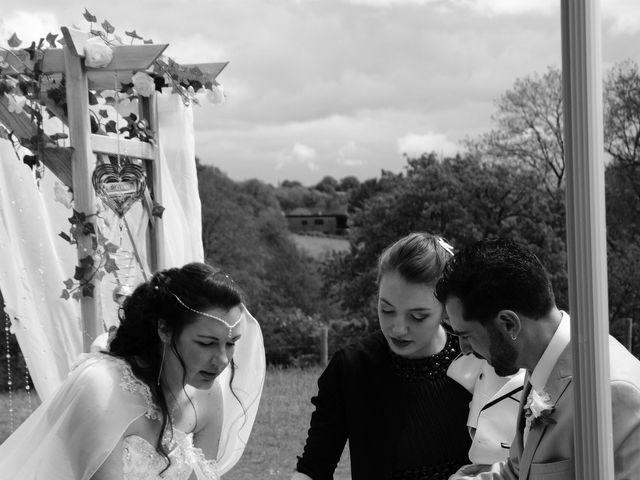 Le mariage de Fabien et Priscillia à Chauché, Vendée 21