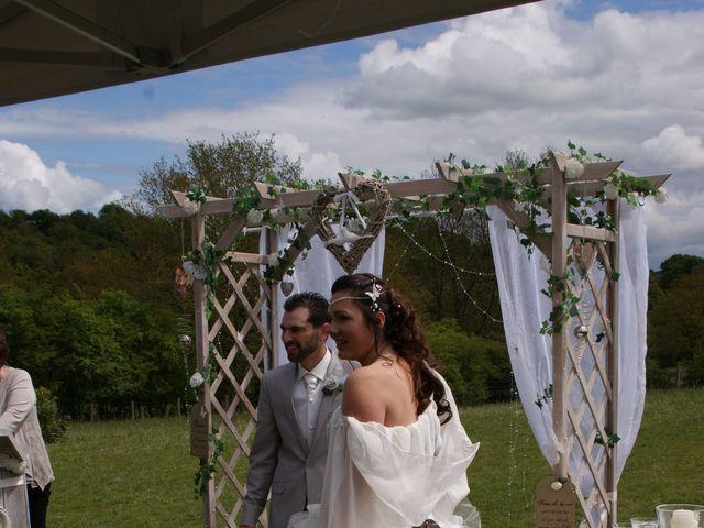 Le mariage de Fabien et Priscillia à Chauché, Vendée 23