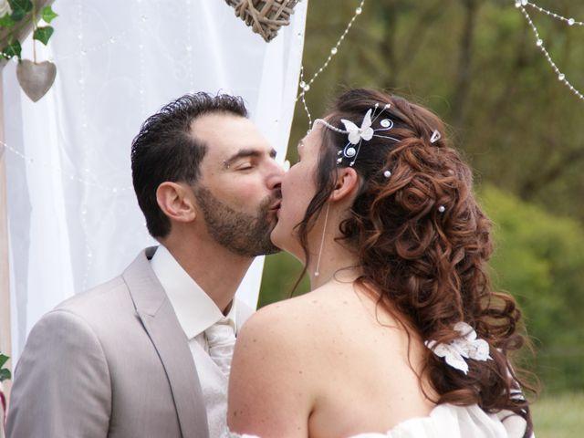 Le mariage de Fabien et Priscillia à Chauché, Vendée 24