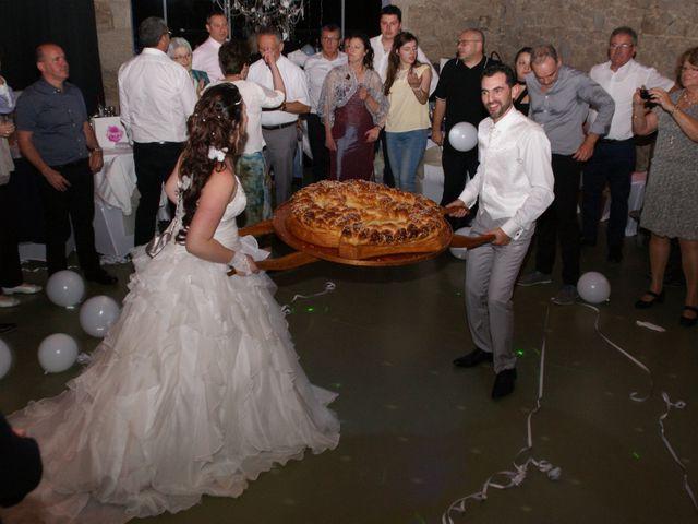 Le mariage de Fabien et Priscillia à Chauché, Vendée 33