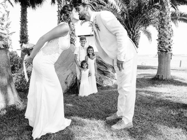 Le mariage de Stéphane et Célia à Nice, Alpes-Maritimes 33