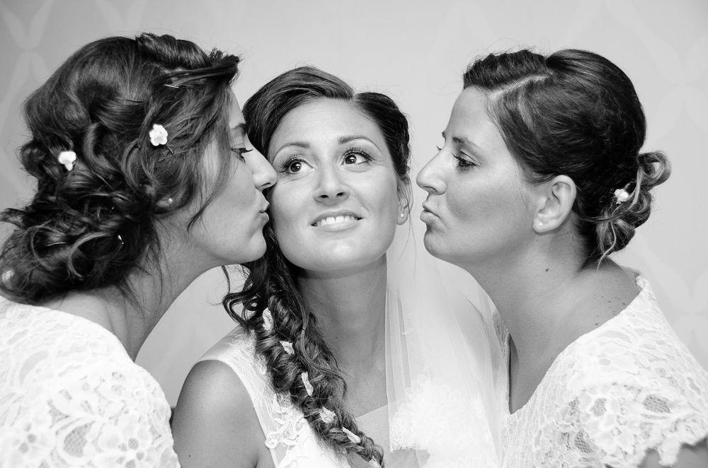 4 mariages pour 1 lune de miel : la coiffure 2