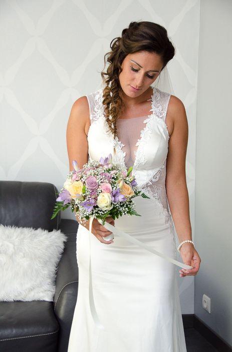 4 mariages pour 1 lune de miel : la robe de mariée 3