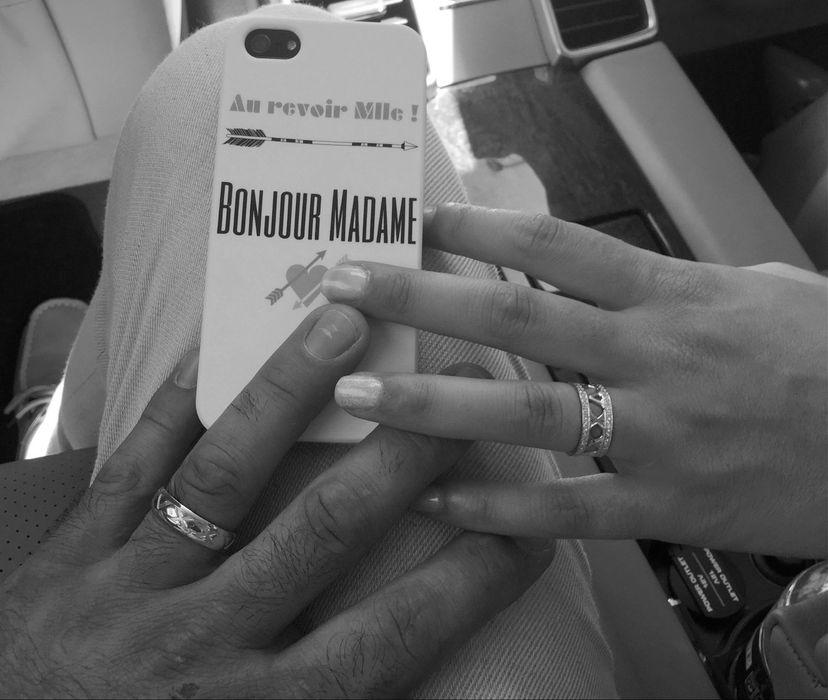 4 mariages pour 1 lune de miel : les alliances 4