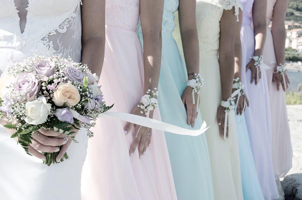 4 mariages pour 1 lune de miel : le bouquet 2