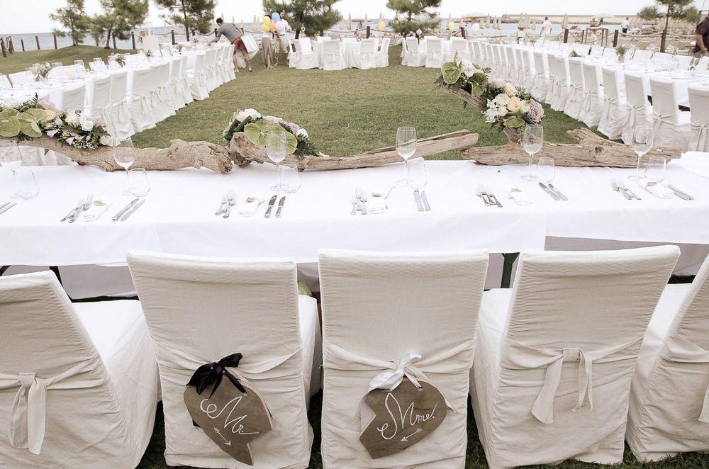 4 mariages pour 1 lune de miel : le lieu de réception 1