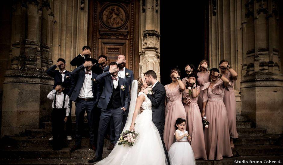 Le mariage de Pierre et Mélanie à Montmorency, Val-d'Oise