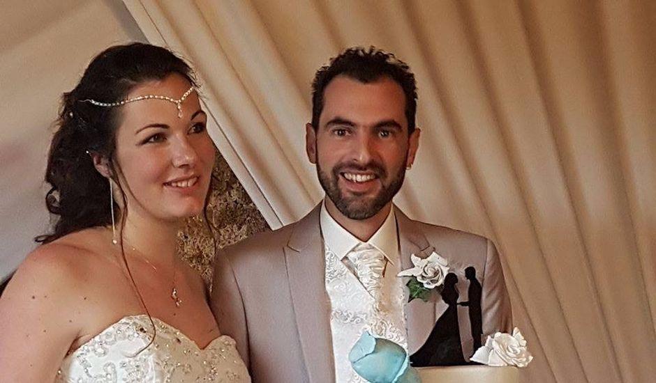 Le mariage de Fabien et Priscillia à Chauché, Vendée
