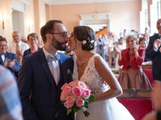 Le mariage de Anne sophie et Adrien 2