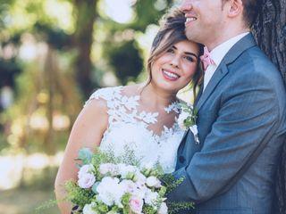 Le mariage de Anaïs et Alexis