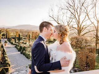 Le mariage de Wendy et Cédric