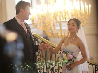 Le mariage de Qiao et Michel 1