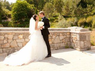 Le mariage de Eireen et Ralf