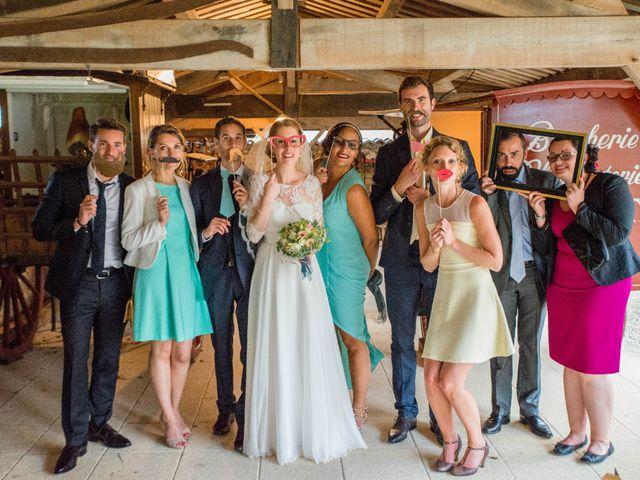 Le mariage de Pierrick et Alexandra à Jonzac, Charente Maritime 39