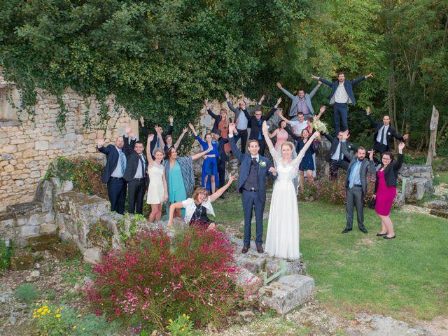 Le mariage de Pierrick et Alexandra à Jonzac, Charente Maritime 45