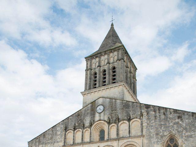 Le mariage de Pierrick et Alexandra à Jonzac, Charente Maritime 22