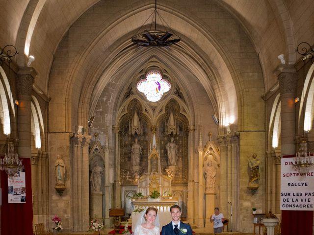 Le mariage de Pierrick et Alexandra à Jonzac, Charente Maritime 30