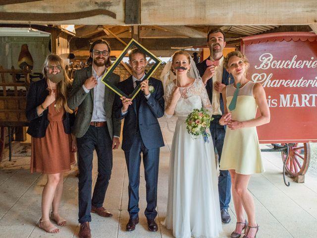 Le mariage de Pierrick et Alexandra à Jonzac, Charente Maritime 40