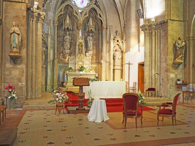 Le mariage de Pierrick et Alexandra à Jonzac, Charente Maritime 23