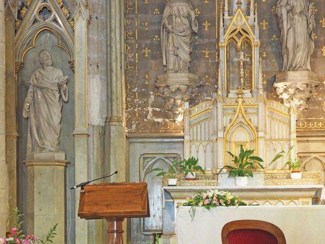 Le mariage de Pierrick et Alexandra à Jonzac, Charente Maritime 24