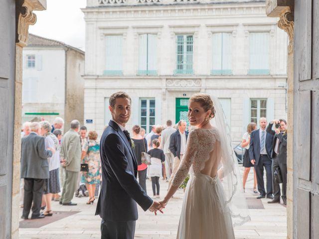 Le mariage de Pierrick et Alexandra à Jonzac, Charente Maritime 31