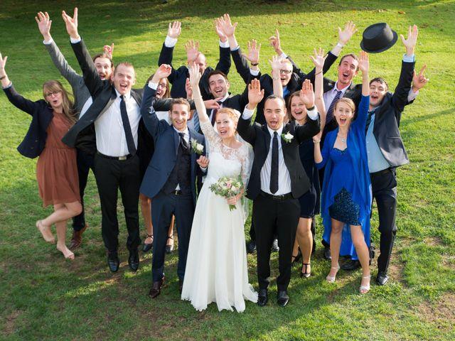 Le mariage de Pierrick et Alexandra à Jonzac, Charente Maritime 36