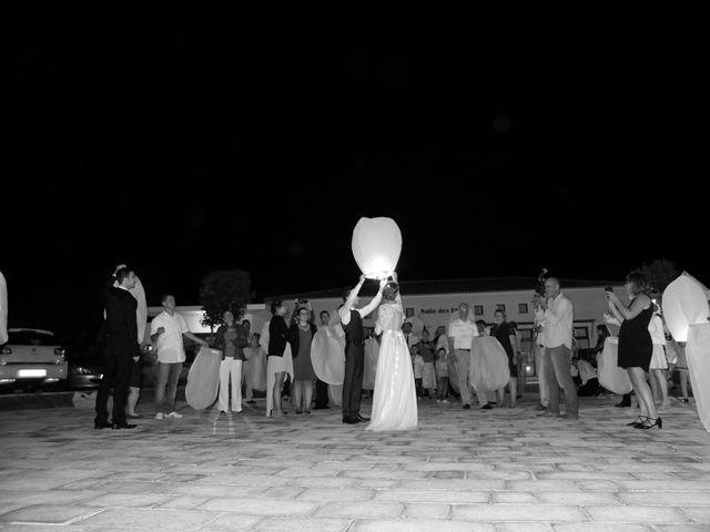 Le mariage de Pierrick et Alexandra à Jonzac, Charente Maritime 56