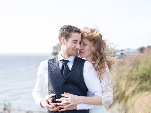 Le mariage de Pierrick et Alexandra à Jonzac, Charente Maritime 64
