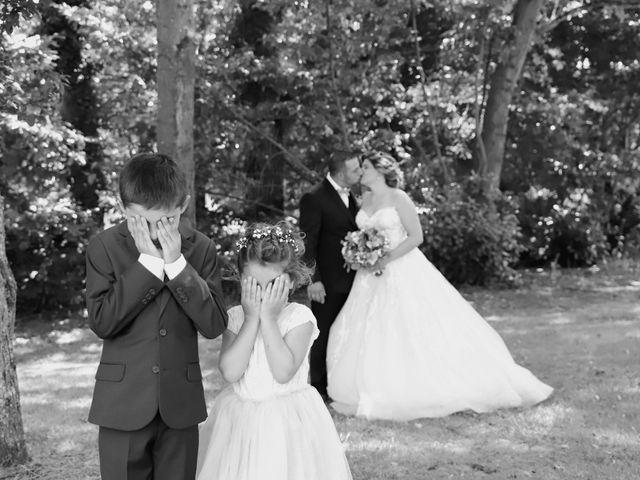 Le mariage de Jonathan et Sophie à Mignières, Eure-et-Loir 26
