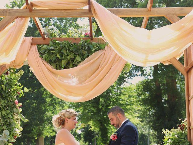 Le mariage de Jonathan et Sophie à Mignières, Eure-et-Loir 55