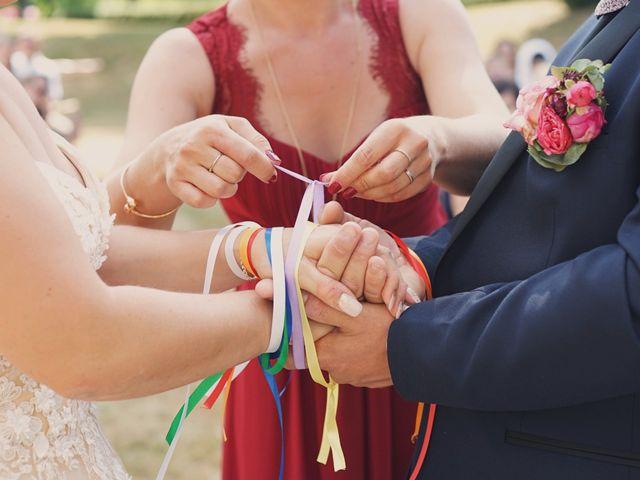Le mariage de Jonathan et Sophie à Mignières, Eure-et-Loir 56