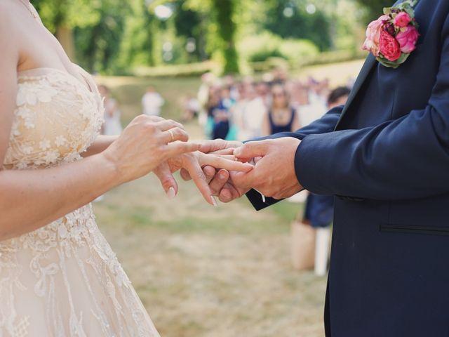 Le mariage de Jonathan et Sophie à Mignières, Eure-et-Loir 1