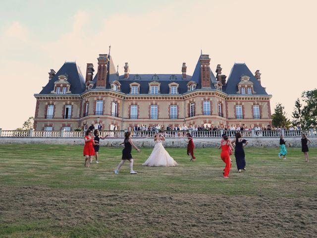 Le mariage de Jonathan et Sophie à Mignières, Eure-et-Loir 91