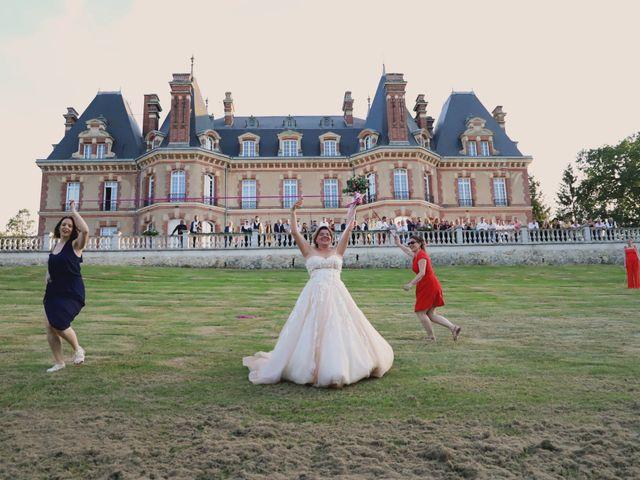 Le mariage de Jonathan et Sophie à Mignières, Eure-et-Loir 92