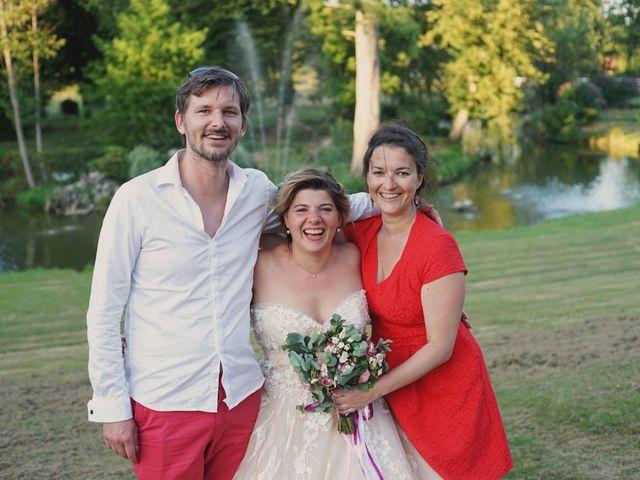 Le mariage de Jonathan et Sophie à Mignières, Eure-et-Loir 93