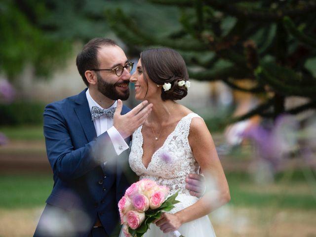 Le mariage de Anne sophie et Adrien
