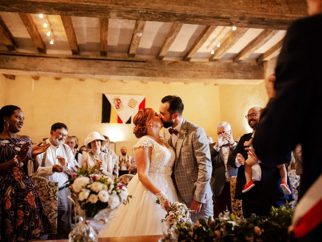 Le mariage de François et Camille à Richelieu, Indre-et-Loire 7