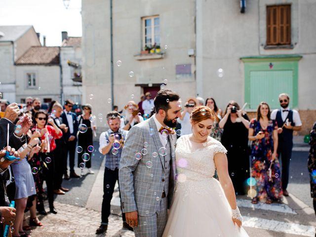 Le mariage de François et Camille à Richelieu, Indre-et-Loire 8