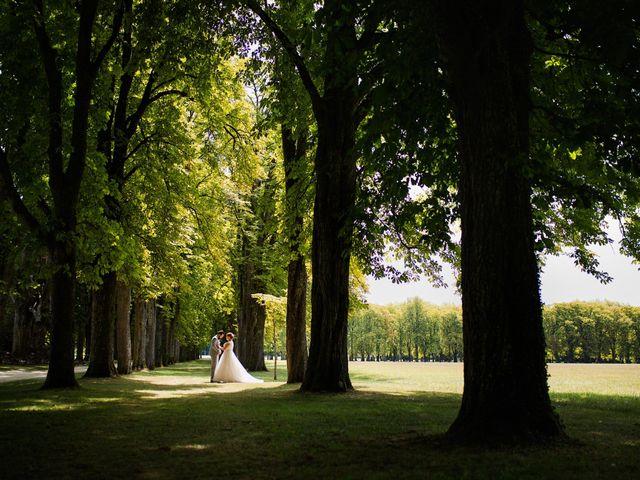 Le mariage de Camille et François