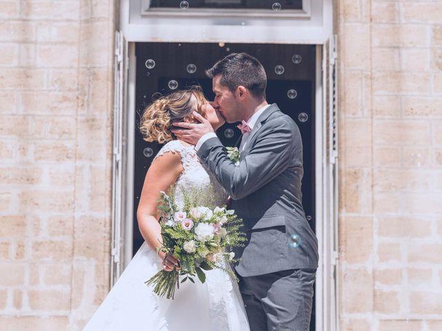 Le mariage de Alexis et Anaïs à Belvès-de-Castillon, Gironde 8