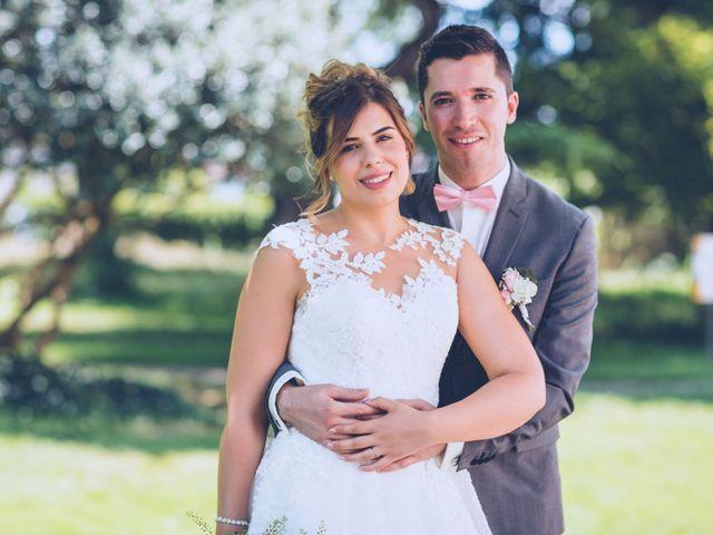 Le mariage de Alexis et Anaïs à Belvès-de-Castillon, Gironde 10