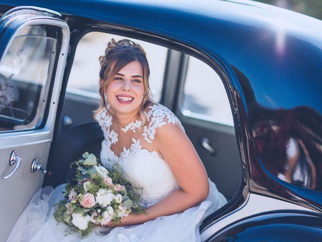 Le mariage de Alexis et Anaïs à Belvès-de-Castillon, Gironde 16