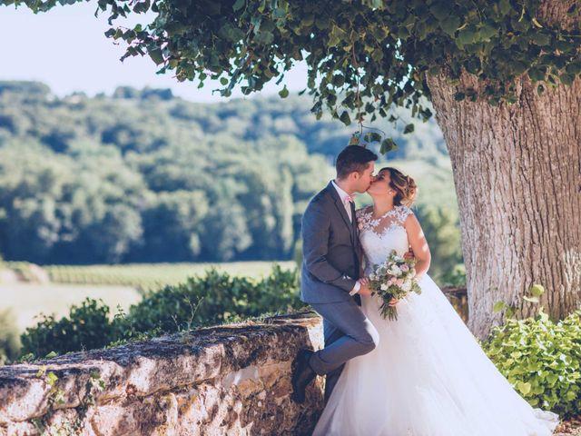 Le mariage de Alexis et Anaïs à Belvès-de-Castillon, Gironde 21