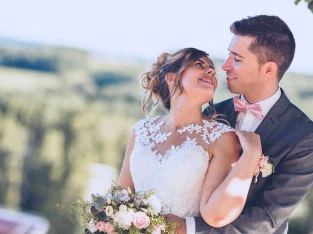 Le mariage de Alexis et Anaïs à Belvès-de-Castillon, Gironde 23