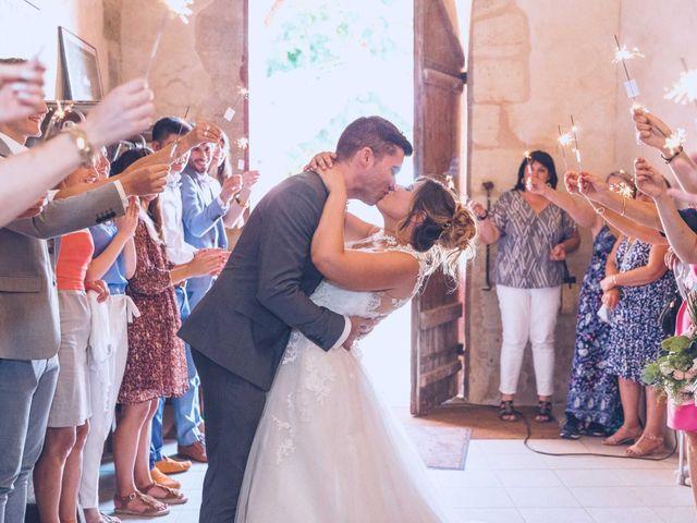 Le mariage de Alexis et Anaïs à Belvès-de-Castillon, Gironde 31
