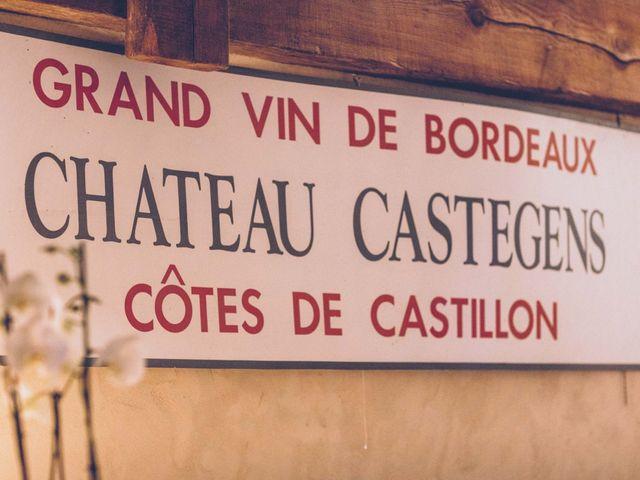 Le mariage de Alexis et Anaïs à Belvès-de-Castillon, Gironde 35