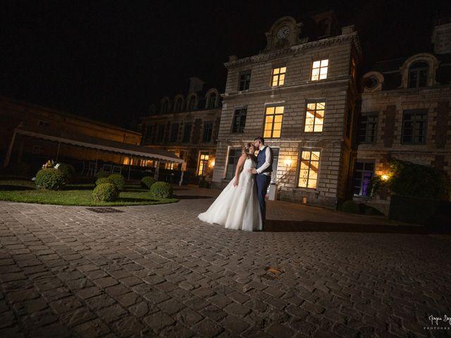 Le mariage de Kévin et Camille à Ranchicourt, Pas-de-Calais 16