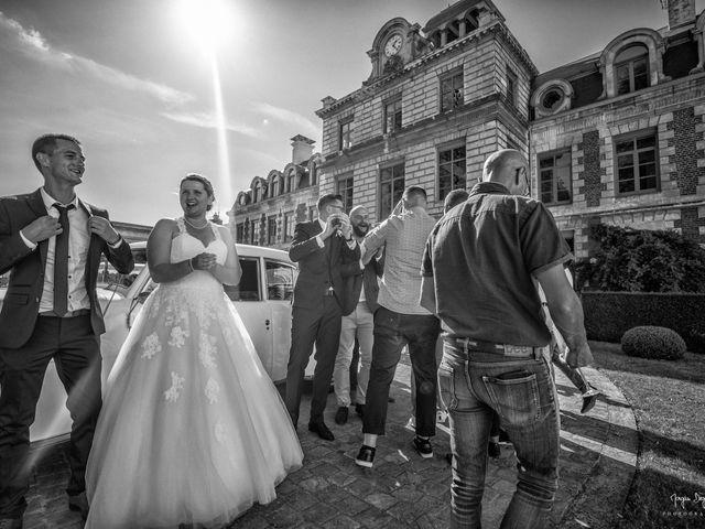 Le mariage de Kévin et Camille à Ranchicourt, Pas-de-Calais 18
